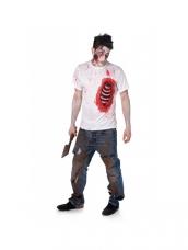 Bones Body Part Kostuum