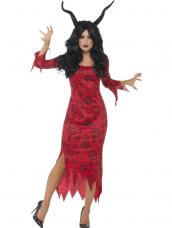 Occult Devil Duivel kostuum