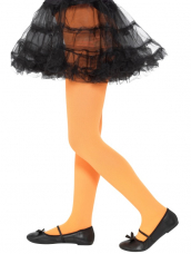 Opaque Tights Oranje Kind