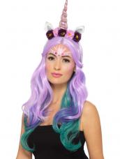Unicorn Cosmetic Kit, Aqua