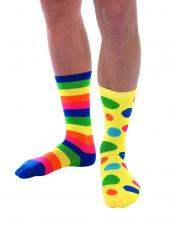 Big Top Clown Sokken, Unisex