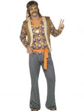 60s Singer Kostuum Heren