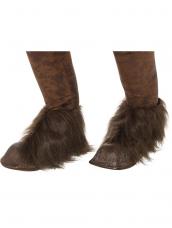 Beast / Krampus Demon Hoef Shoe Covers