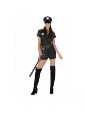 Sexy Agente Kostuum
