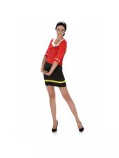 Sailors Girl Kostuum