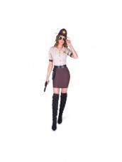 Deadbeat Cop Kostuum