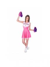 Cheerleader Kostuum Roze