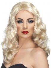 Glamorous Pruik Blond