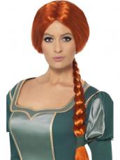 Shrek Princess Fiona Pruik