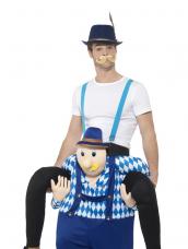 Bavarian Piggyback Kostuum