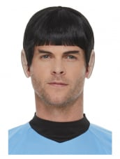 Star Trek, Original Series Spock Pruik Zwart