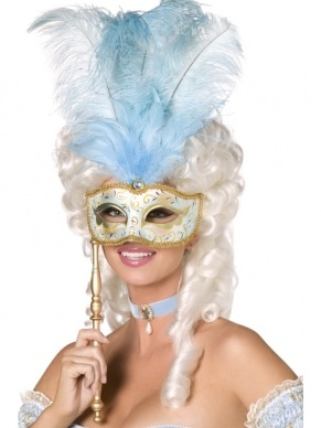 Fever Boutique Baroque Oogmasker
