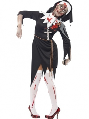Zombie Bloody Sister Mary Non Kostuum