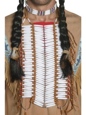 Western Authentic Indianen Borstketting