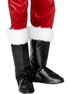 Kerstman Boot Covers