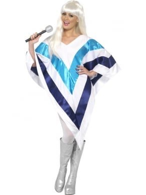 Super Trooper Abba Cape / Poncho